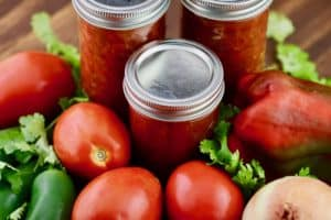 Best Homemade Jarred Salsa