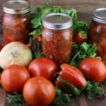 Canning Stewed Tomatoes