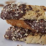 Almond Chocolate Chip Biscotti