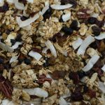 Crunchy Homemade Granola – Healthy and Vegan