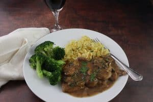 Veal Marsala Recipe – Easy and Fast