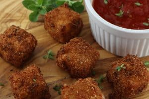 Fried Lasagna – Party Appetizers
