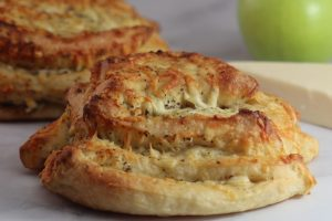 Asiago Cheese and Herb bread