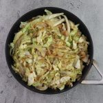 Sauteed Cabbage and Onions