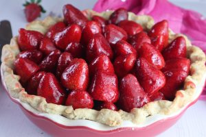Read more about the article Fresh Strawberry Pie- Best Ever