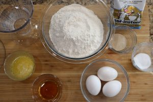 challah bread ingredients