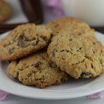 Oatmeal Raisin Cookies, with Video