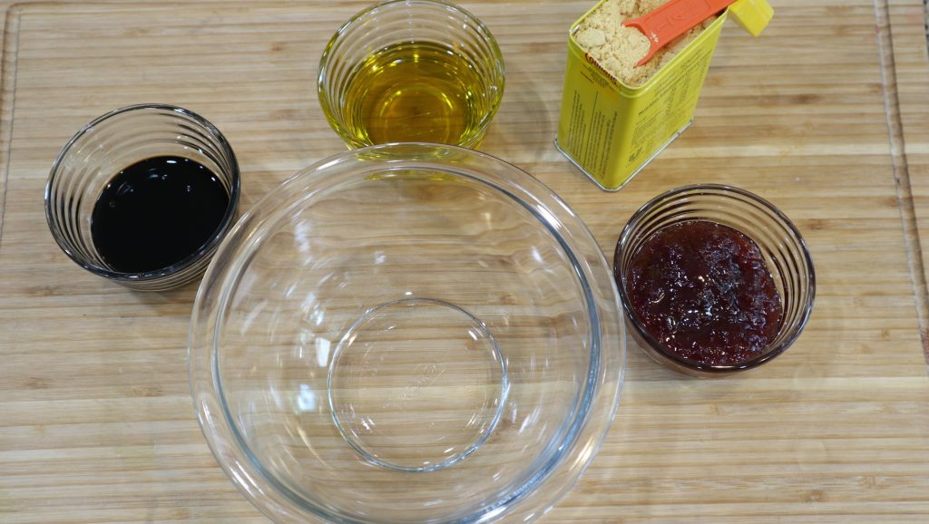strawberry vinaigrette dressing ingredients