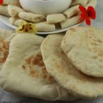 Easy No-Knead Pita Bread Recipe