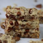 Vegan Cinnamon Nut Breakfast Bars