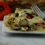 Jarlsberg Roasted Vegetable Bake