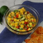 Tropical Salsa Recipe with Video