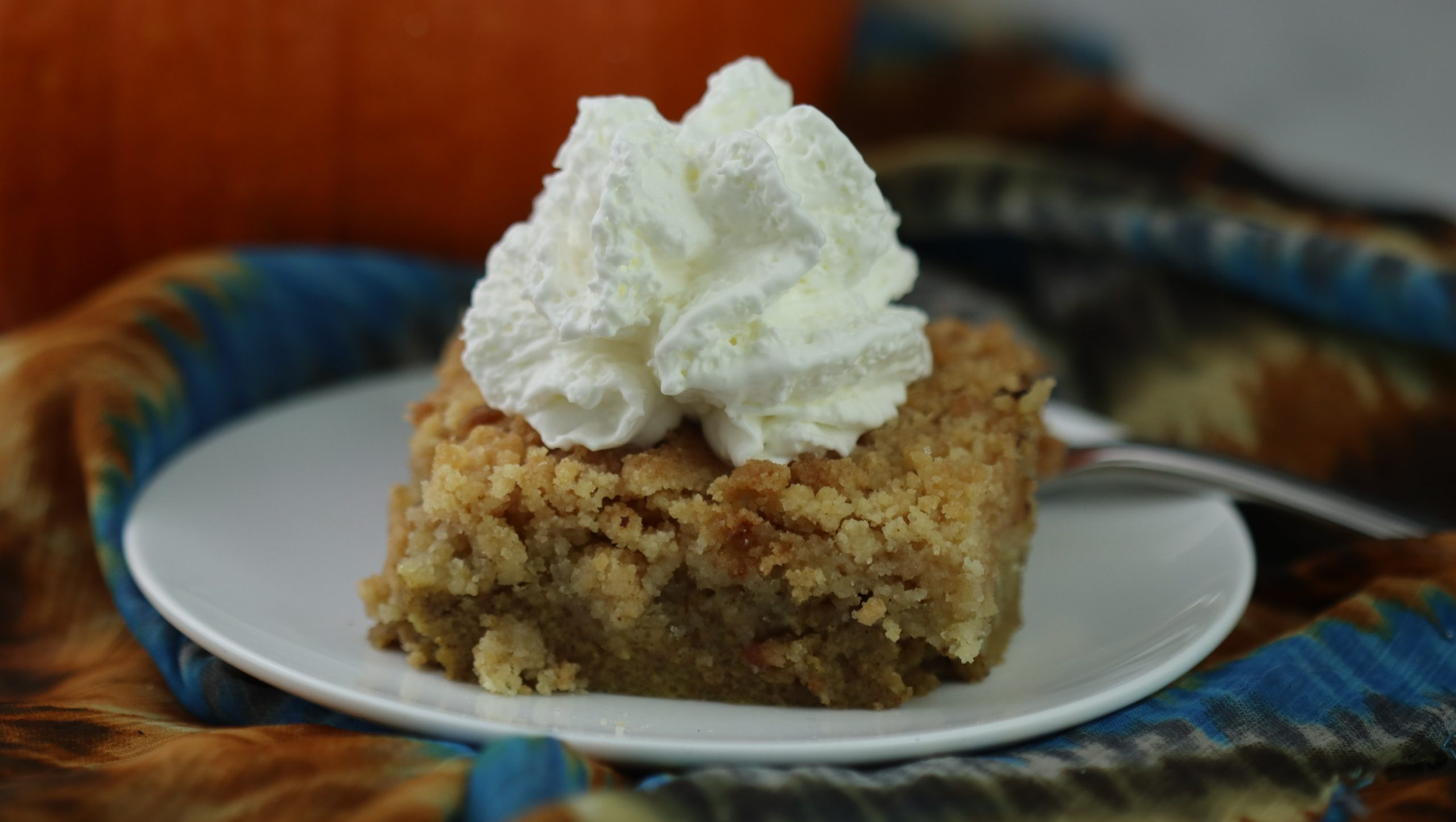 Pumpkin Pie Crumble with Video