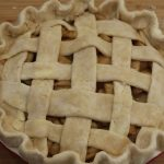 Lattice Pie Crust – How to with Video