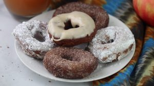 Read more about the article Apple Cider Donuts – Three Ways