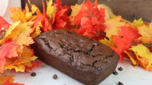 Butternut Squash Bread With Chocolate