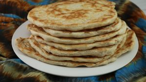 Read more about the article Homemade Naan Bread with Video