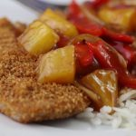 Hawaiian Pork Chops with Rice