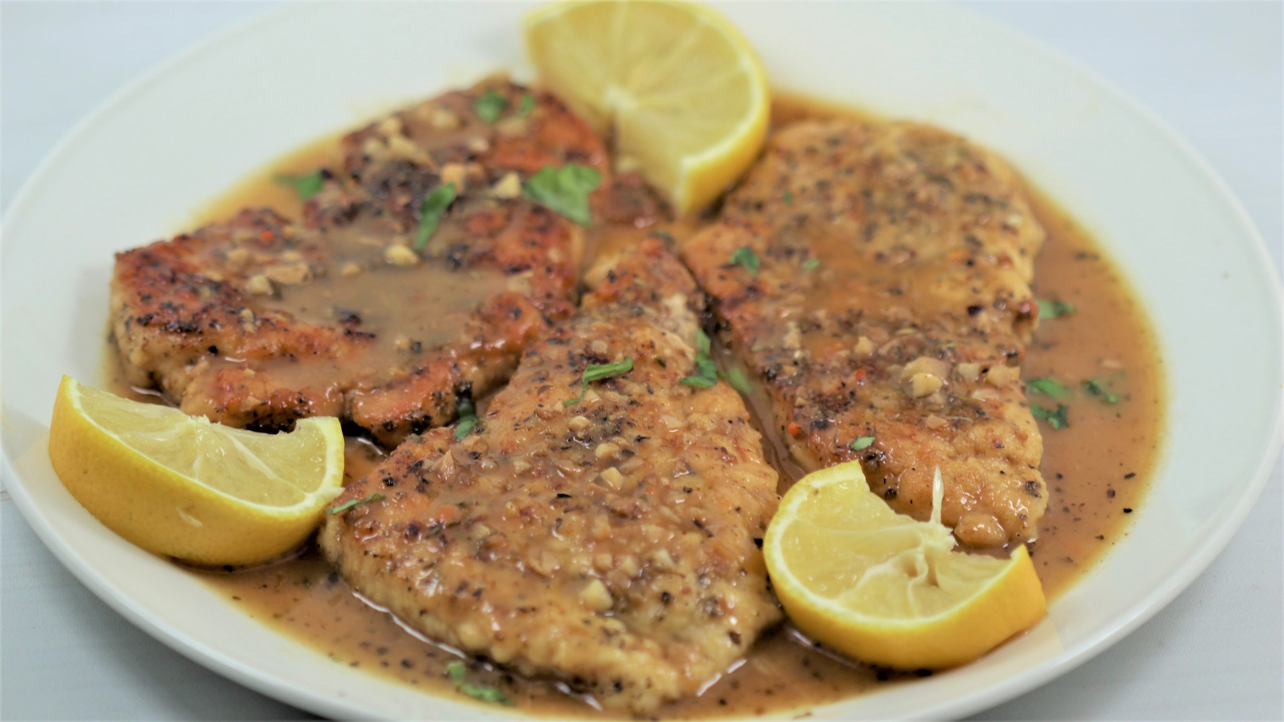 You are currently viewing Lemon Chicken Recipe with video