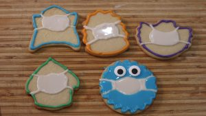 masked monster cookies