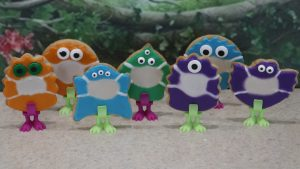Masked Monster Cookies – Easy for Kids