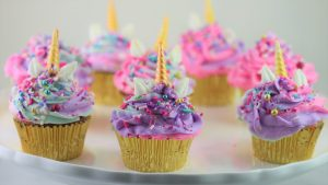 Read more about the article Unicorn Cupcakes