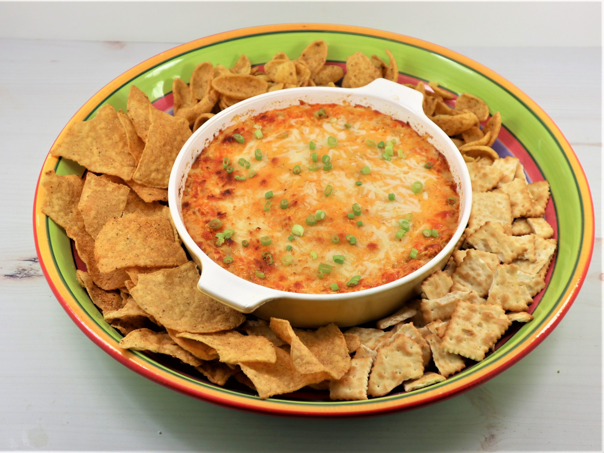 You are currently viewing Buffalo Chicken Dip