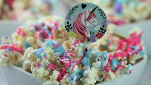 Unicorn Popcorn, Easy and Fun
