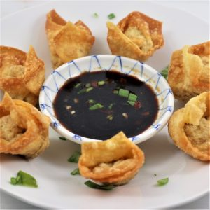 Homemade Wontons – Easy