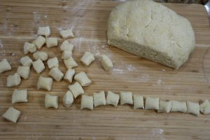 Homemade Gnocchi – potato pasta