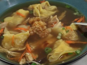 Read more about the article Wonton Soup – Homemade, Easy