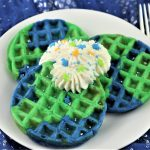 Earth Day Waffles – Quick and Easy