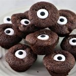 Brownie Bites – Melted Monsters