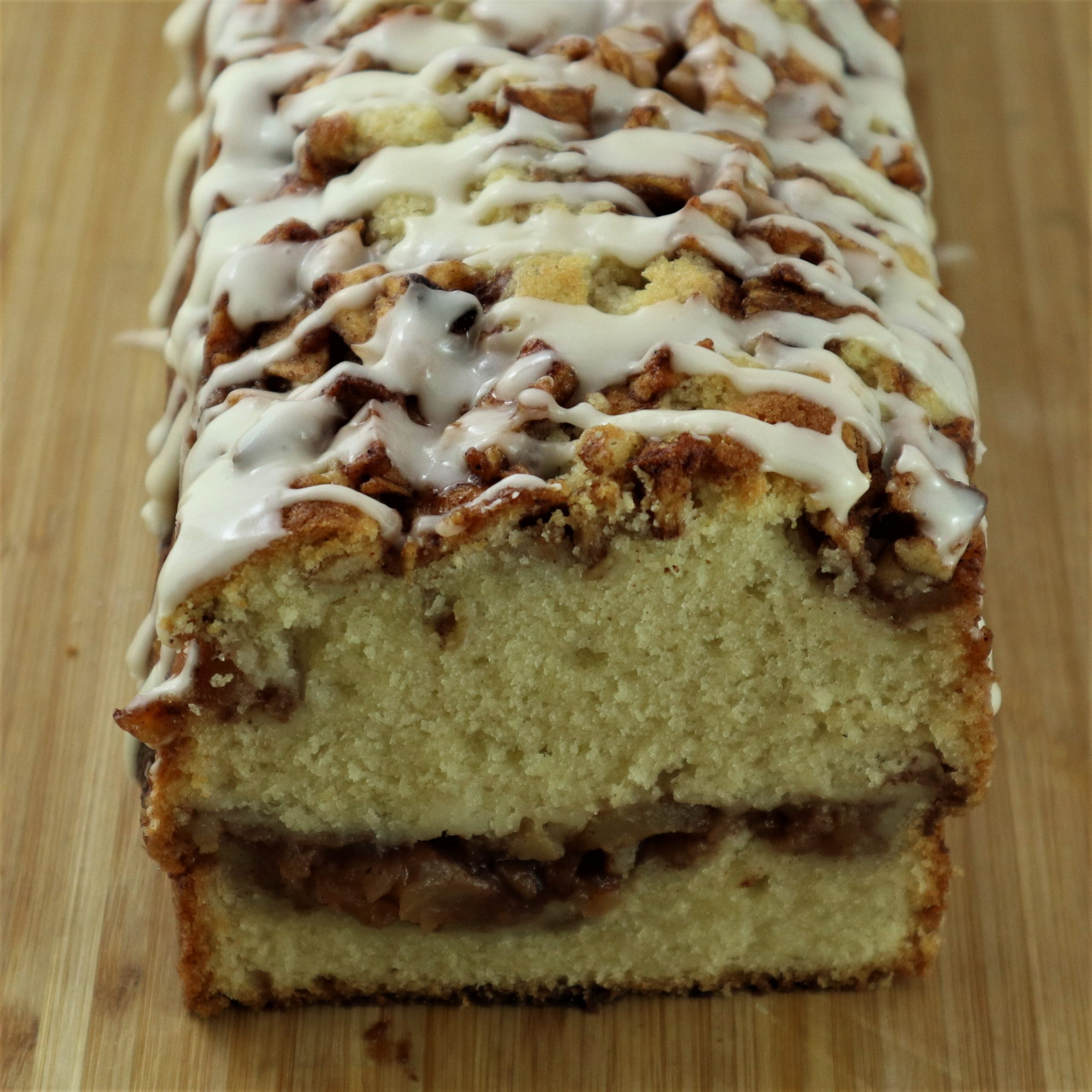 You are currently viewing Apple Pie Fritter Cake