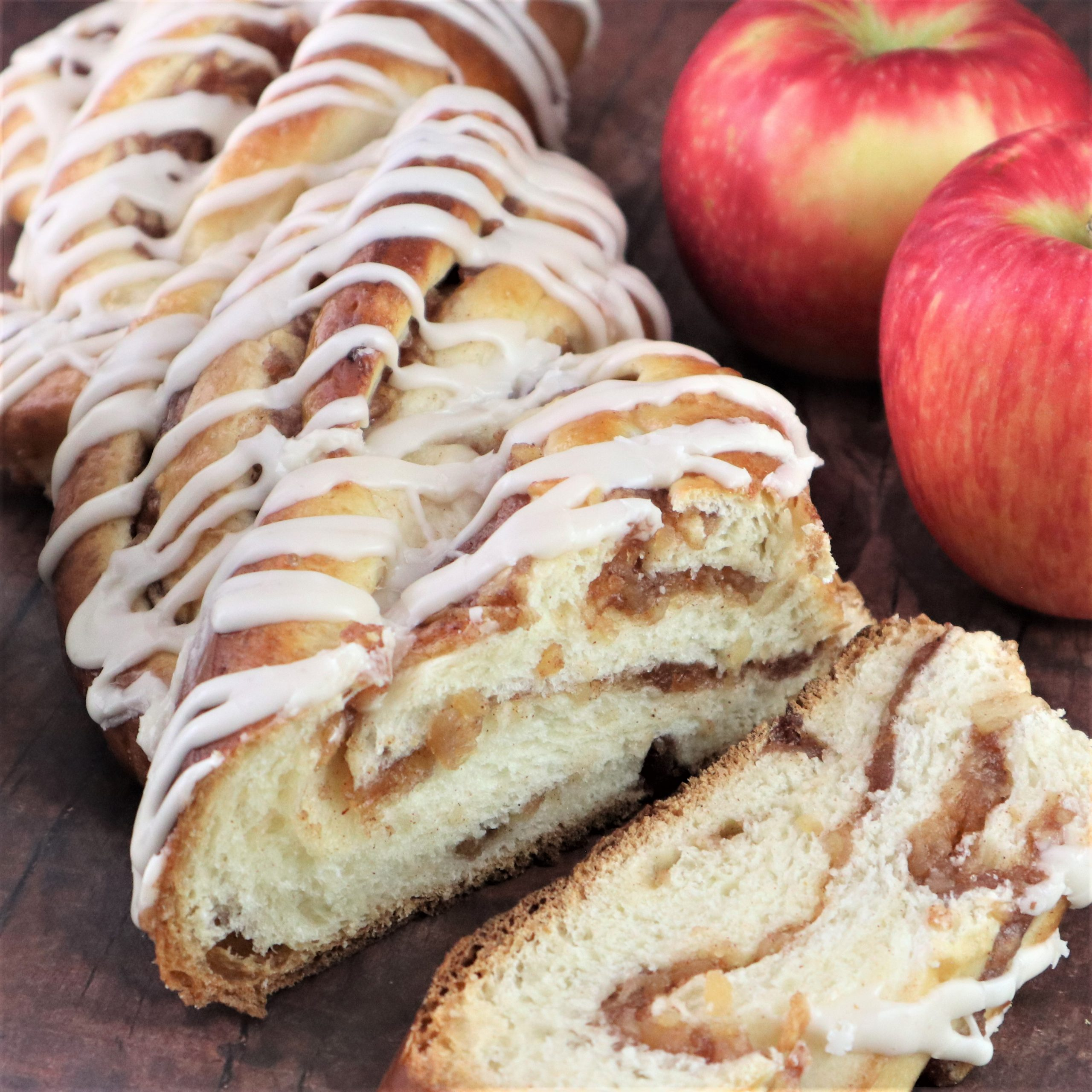 You are currently viewing Apple Cinnamon Pastry Twist